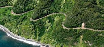 Winding Road Hana
