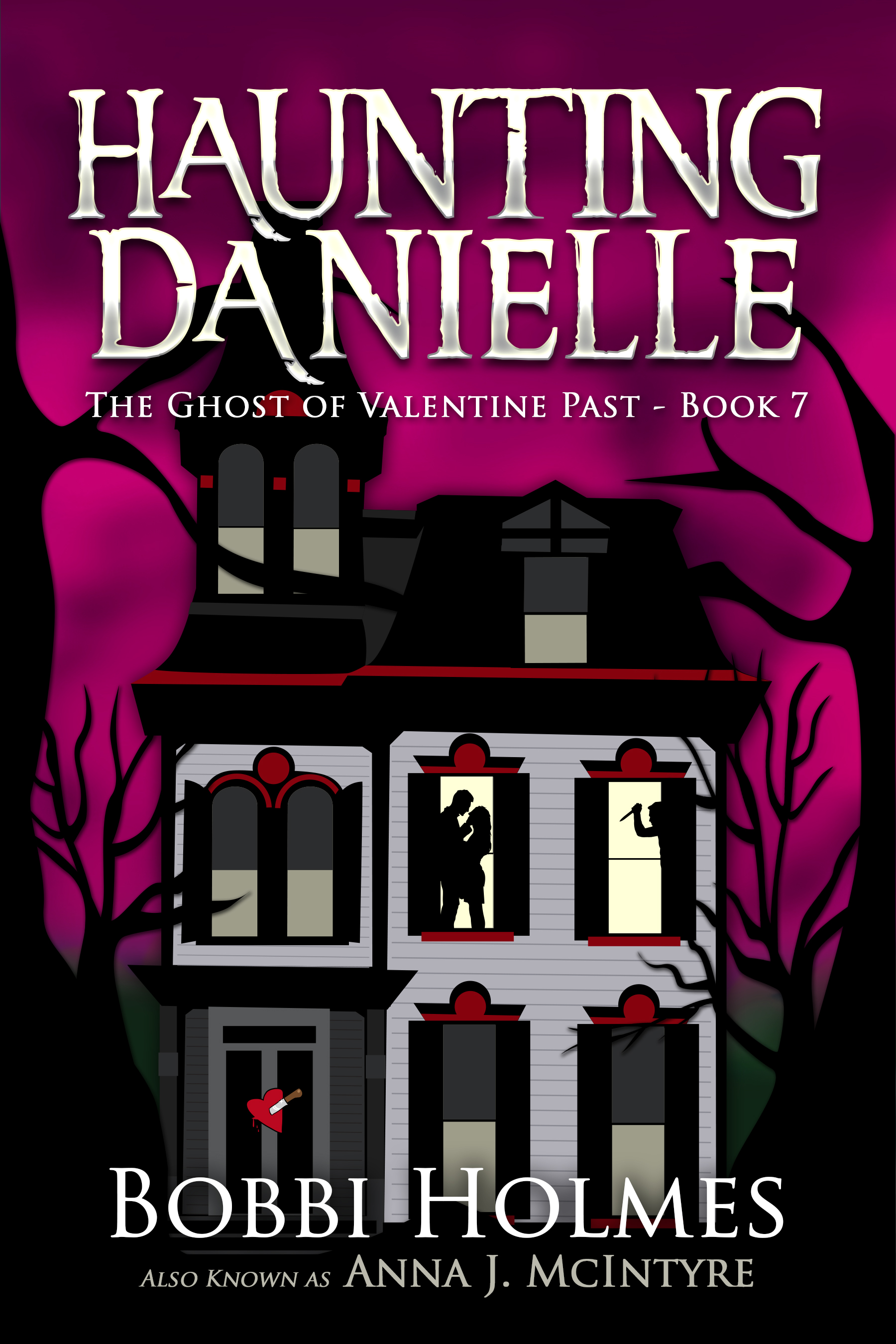 The Ghost and the Bride Haunting Danielle Book 14