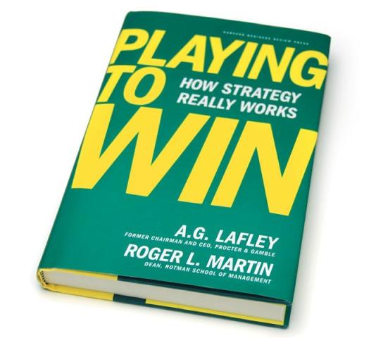Playing to win การตลาด การบริหาร