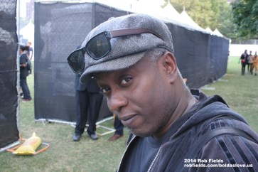 Living Colour's Corey Glover