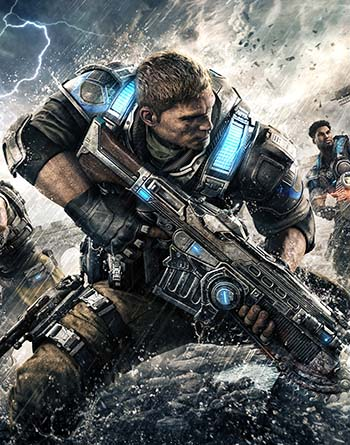 Gears of War 4 Torrent Download