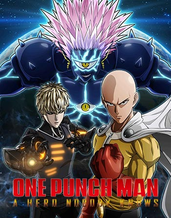 One-Punch Man: A Hero Nobody Knows Torrent Download