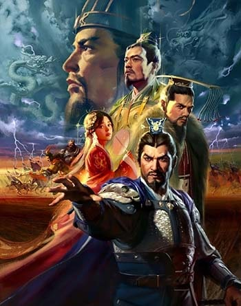 Romance of the Three Kingdoms XIV Torrent Download