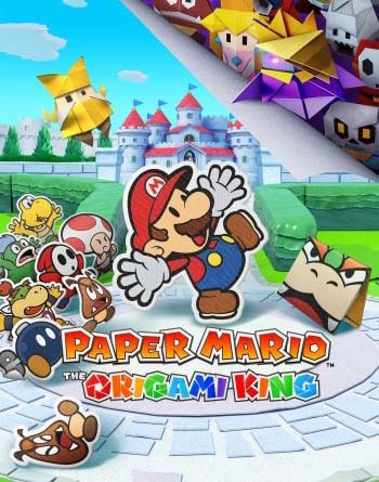 Paper Mario: The Origami King Torrent Download