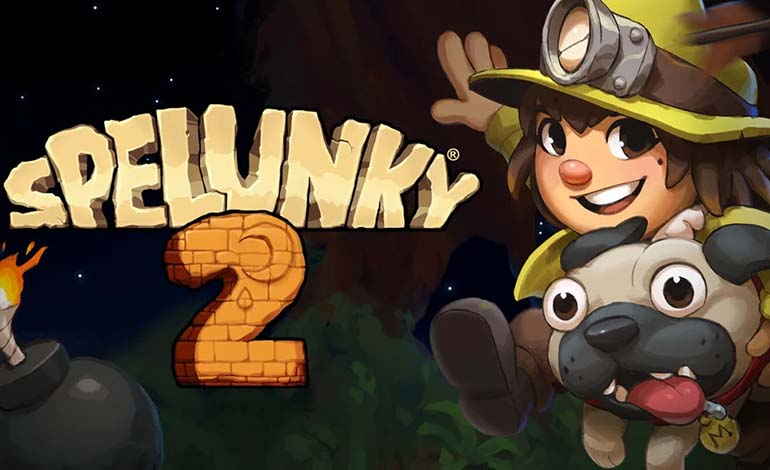 Spelunky 2 Feature Image - Robgamers.com