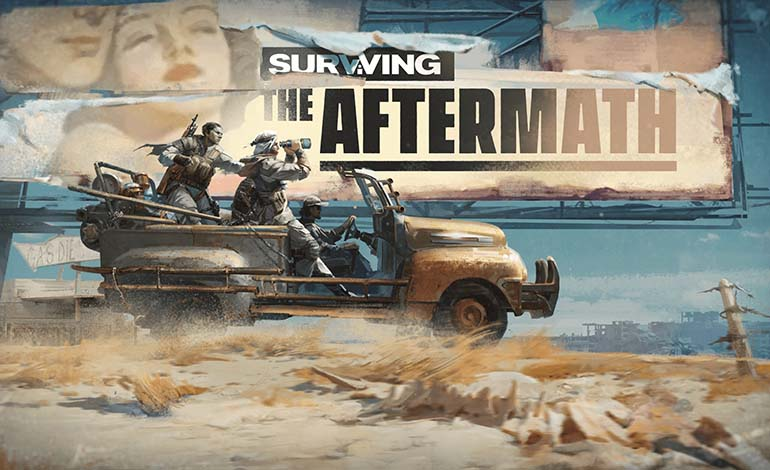 Surviving the Aftermath Feature Image - Robgamers.com