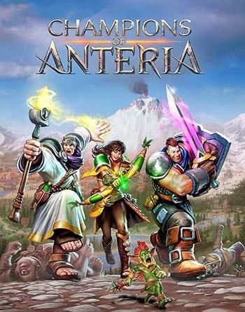 Champions of Anteria Torrent Download