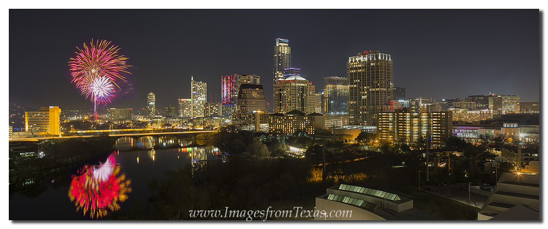 Happy New Year From Austin, Texas