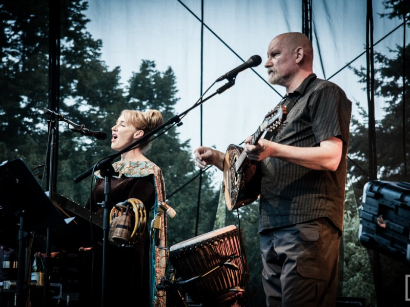 Dead Can Dance live at Marymoor Ampitheater 08-11-2012