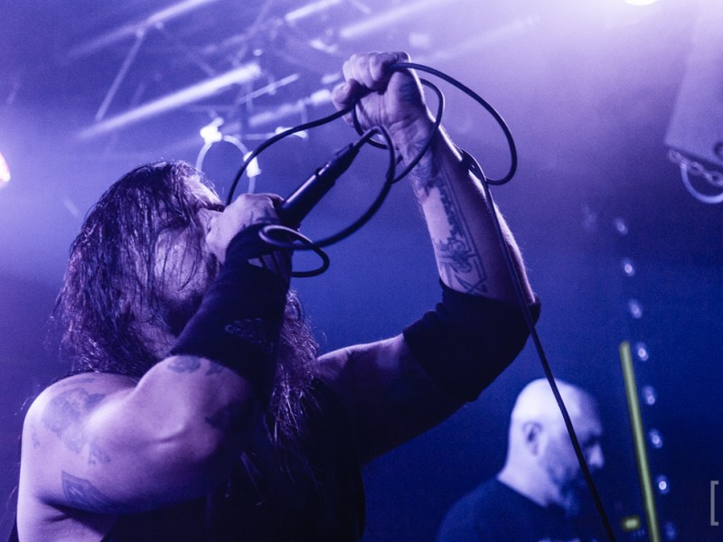 Ringworm, Hierophant, Poison Headache live at Cassiopeia 29.11.2016