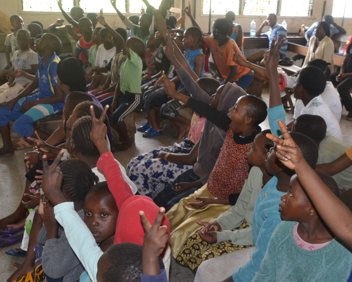 Deaf Schools in Developing Countries - Rob Hoskins