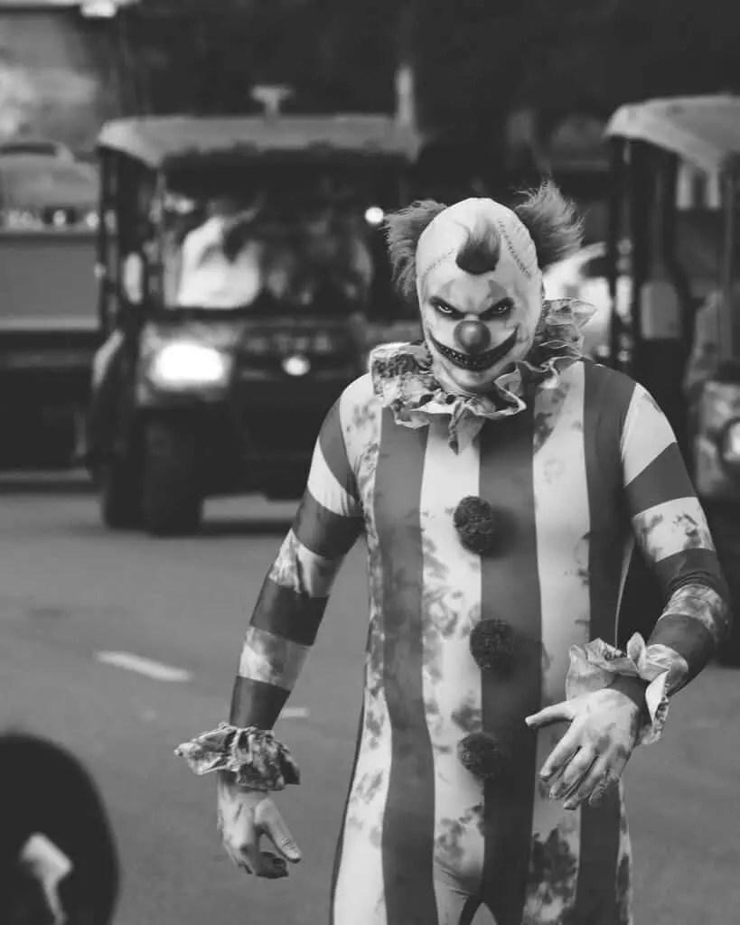 illegal killer clown canada