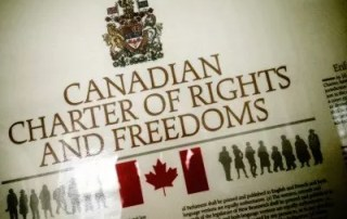 government policies charter rights canada