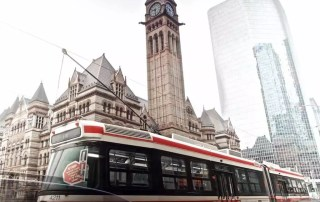 streetcar death toronto