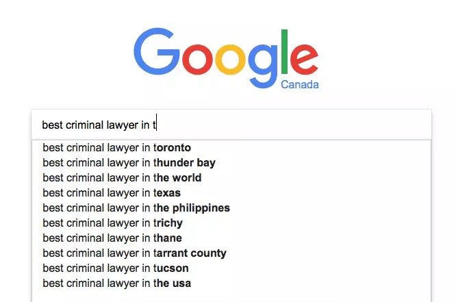 best criminal lawyer in toronto