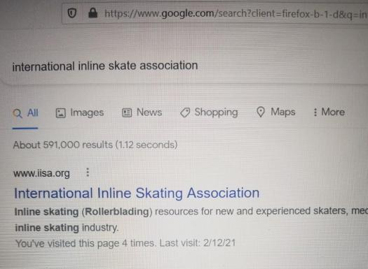 International Inline Skate Association