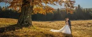Mădălina şi Ionel şedinţă foto după nuntă