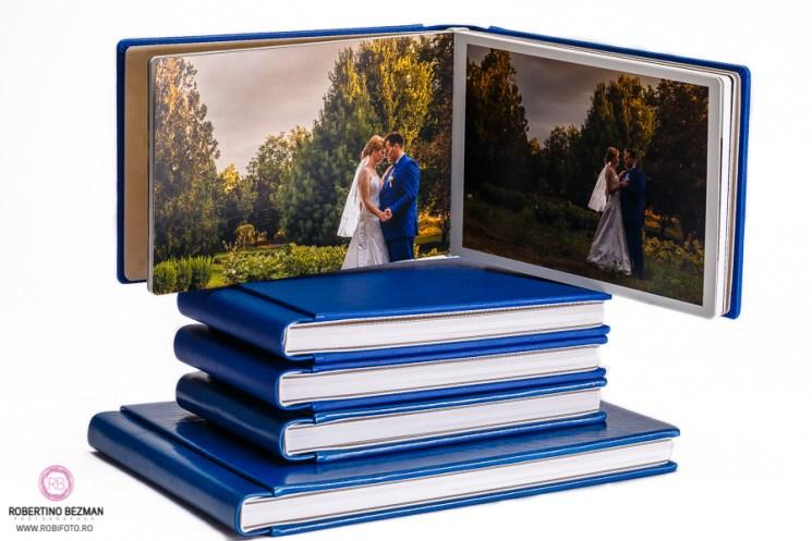 albume foto printate de nunta oferite clientilor robertino foto fotograf nunta galati braila bucuresti