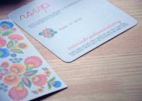 Indywidualne zaproszenia ślubne z motywem ludowym - Robimy Śluby