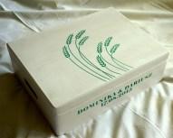 Indywidualne pudełko na koperty od Gości weselnych - dodatki ślubne od Robimy Śluby