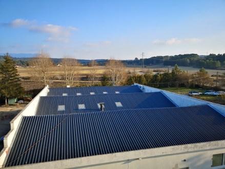 Rénovation de toiture amiantée à Arles