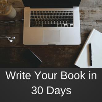 writeyourbookin30days