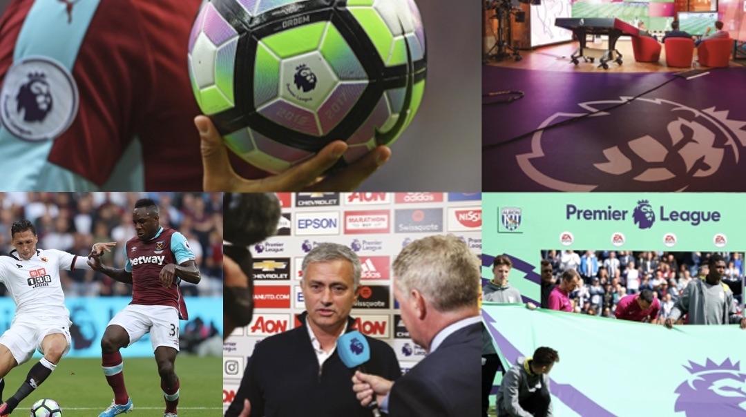 Premier League Brand Applications