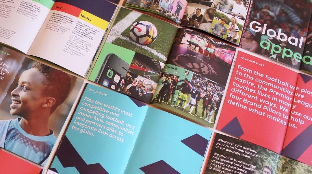 Premier League Brand Books