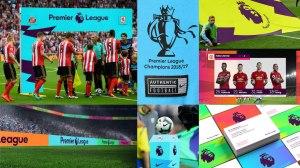 Premier League Brand Refresh Applications