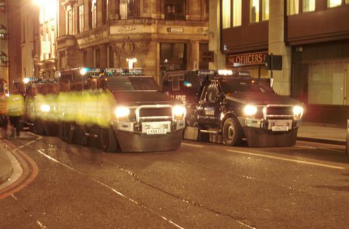 Police at G20