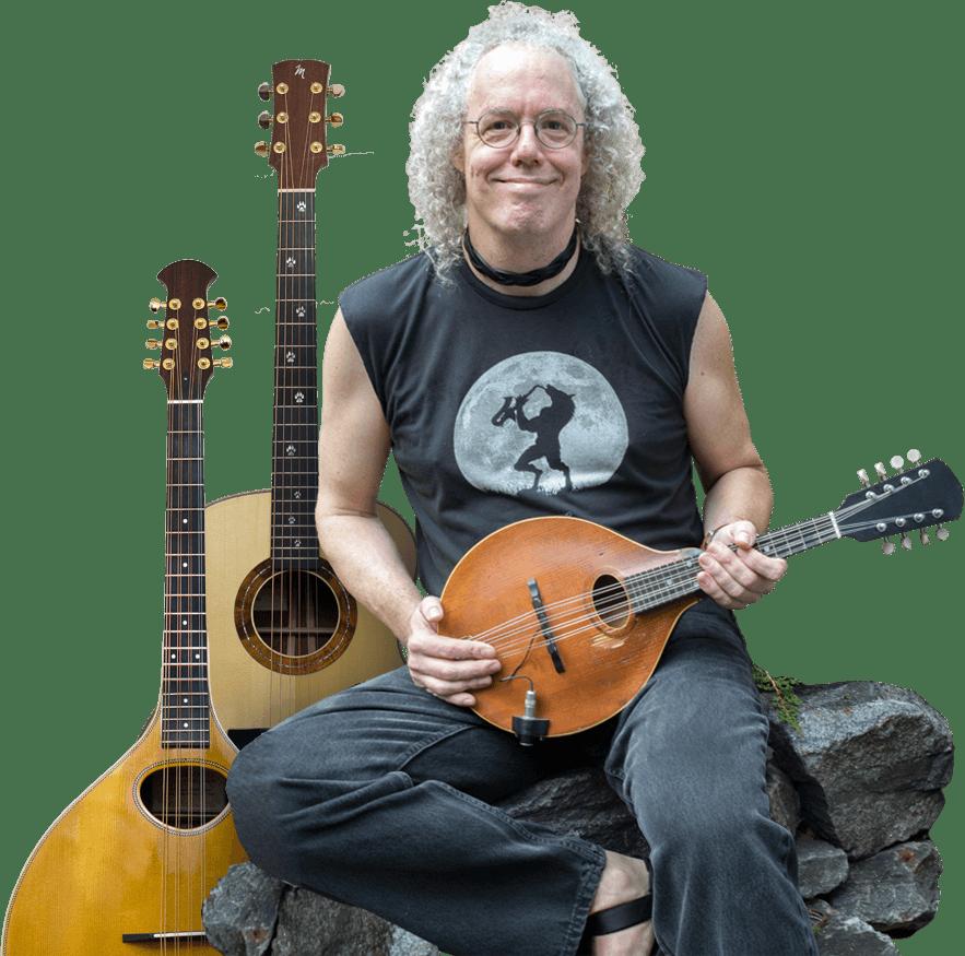 Robin Bullock - Celtic Guitar God