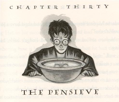 """What is a """"PENSIEVE"""" anyway?"""