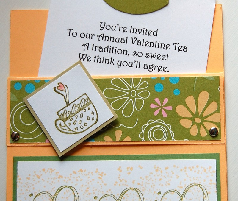 Mothers and Daughters and Traditions and Tea Parties