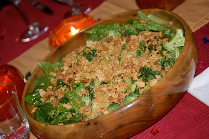 Asain Broccoli Salad