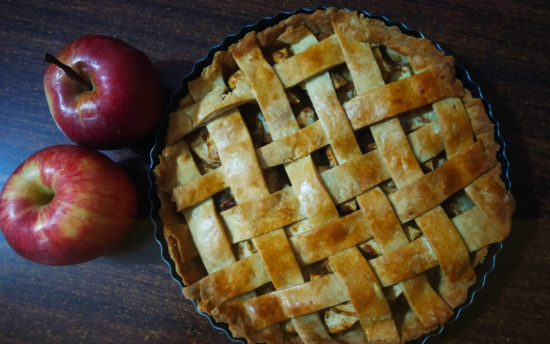 The BEST Apple Pie in the World