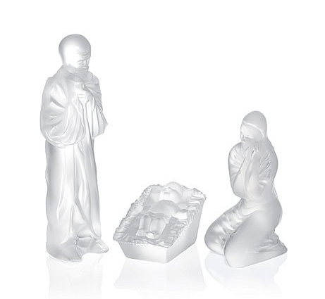 Lalique Nativity
