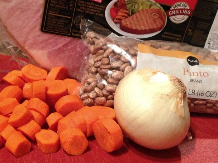 Pinto Bean Recipe Ingredients