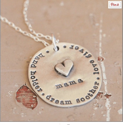 Lisa Leonard Mama Necklace