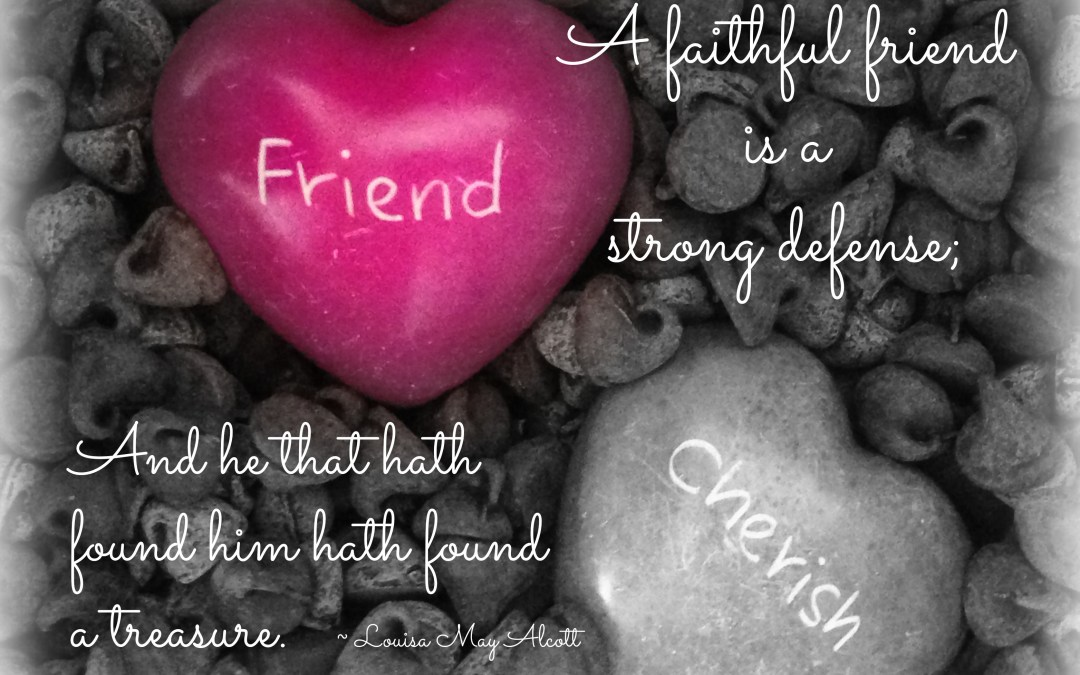 WANTED: YOUR thoughts on nurturing and encouraging friendship ~ PLEASE read, comment & share!