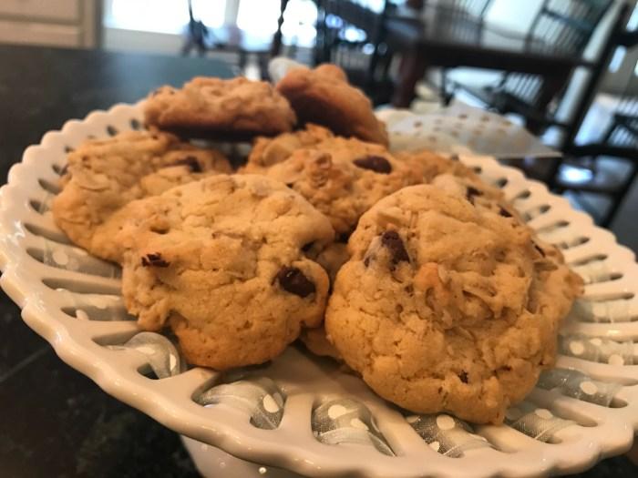 Cowboy Cookies - Oatmeal Chocolate Chip Recipe