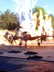 Hollywood Studios is really about the shows. The Indiana Jones Epic Stunt Spectacular is true to its name and one of my favorites in the parks.
