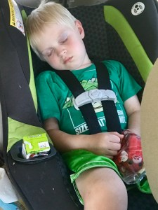 Skillet sleeping