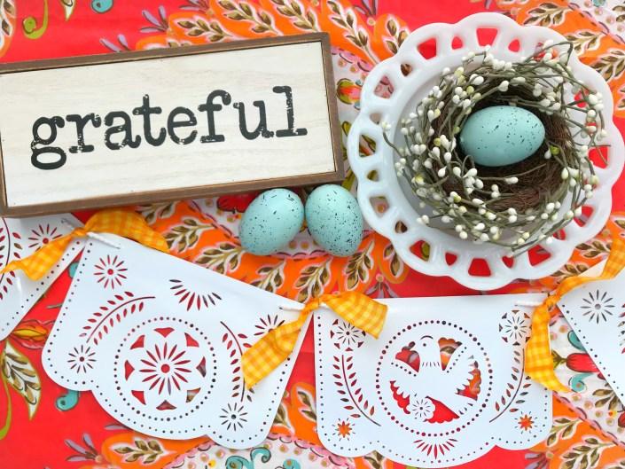 Sunday Grateful Nest
