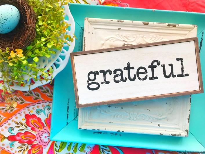Grateful nests