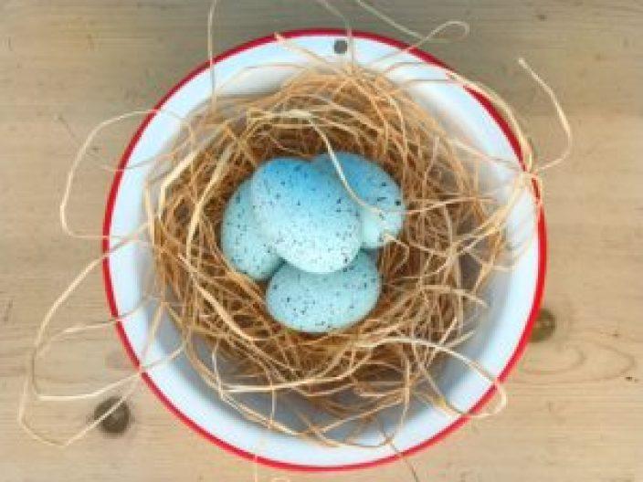 Center Vintage Nest