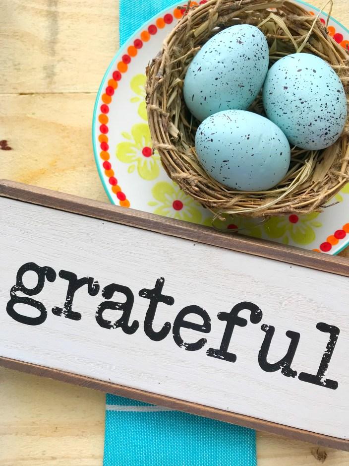 Not Holy Gratitude List