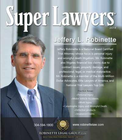 West Virginia Injury Lawyers – Practice Areas