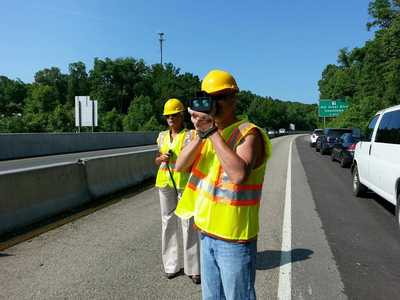 Watch Out in Work Zones!