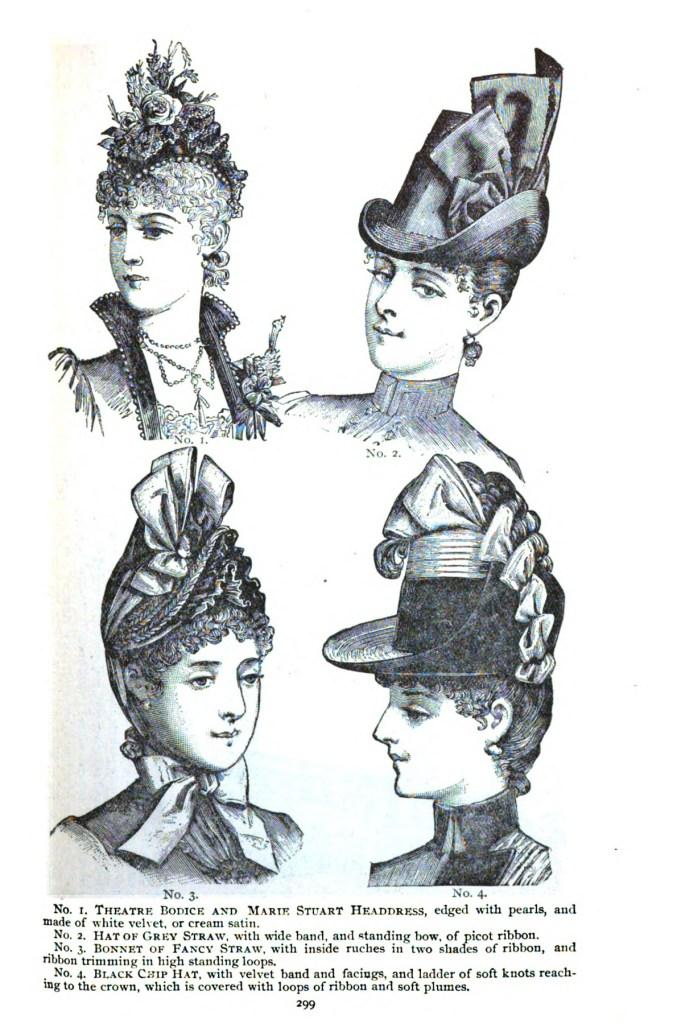 Godey's Lady's Magazine 1888