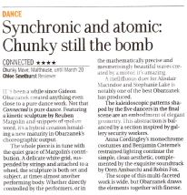 The Age, Review, 18 March 2011